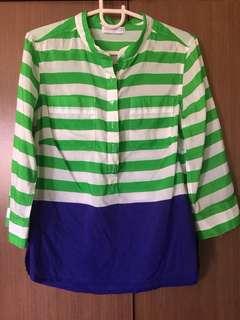 Cotton On 3/4 blouse