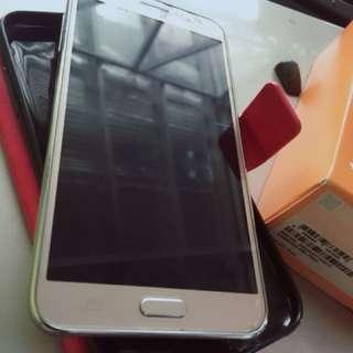 Samsung J7 duos 2016