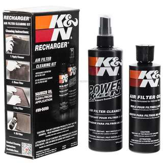 Air filter cleaning kit K&N (Aerosol type)