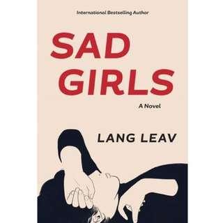 [epub] sad girls - lang leav