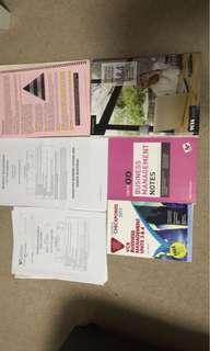 Business Managemenr Yr 12 books