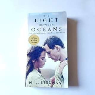 The Light Between Oceans Book by M. L. Stedman (ready once)