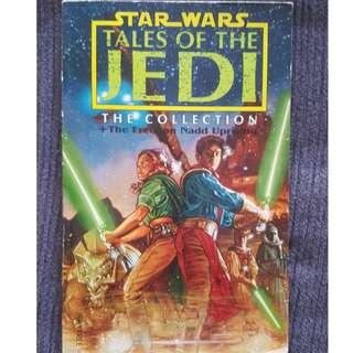 Star Wars Tales of the Jedi The Collection plus The Freedom Nadd Uprising Tpb