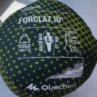 Forclaz 10 degrees sleeping bag
