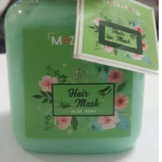 Hair Mask / masker rambut / hair mask green tea / green tea / hair care / mask hair / haircare