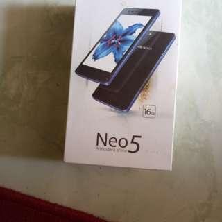 Dus Oppo Neo 5