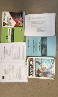 Physical Education Yr 12 Books