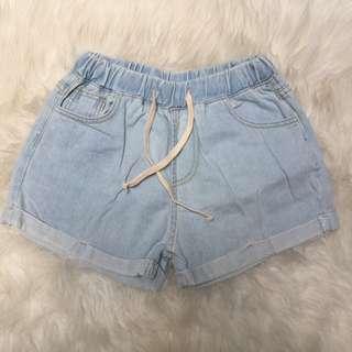 Celana Pendek denim jeans/ short pants denim