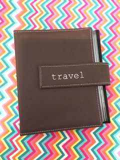 Charity Sale! Travel Photo Album Medium Size