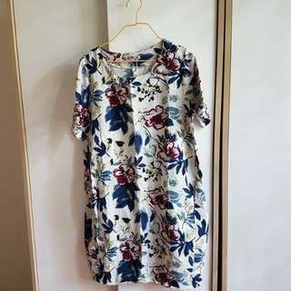 BN Linen Dress