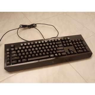 Razer BlackWidow gaming keyboard RZ03-0039