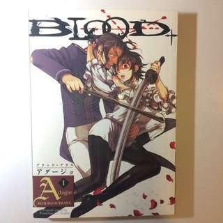 Blood+ Adagio Vol. 1