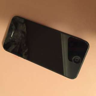 iPhone 5 Black And Slate 16GB