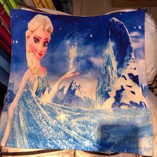 Elsa Frozen Throw Pillow Cases