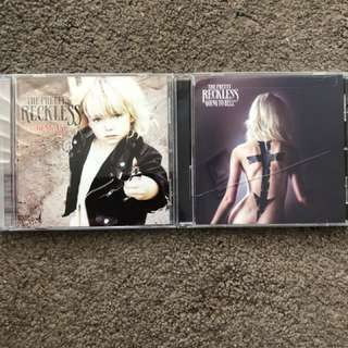 The Pretty Reckless 2 Cds