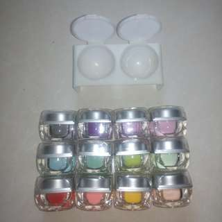Nail Castle 3D Acrylic Powder nail color