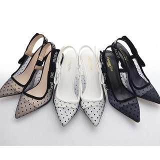 Jadior Kitten Heels Dior Heels
