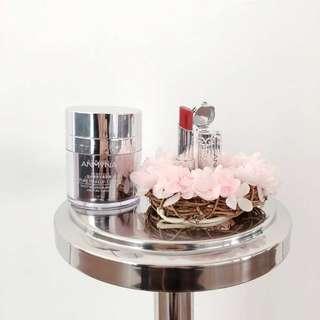 Anmyna pure makeup cream 50g free lipstick & free mini/5g