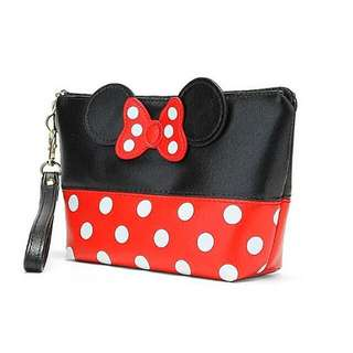 Mickey Mouse Sling Bag Makeup Pouch