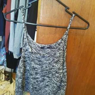 Sportsgirl knit singlet