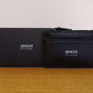 Giorgio Armani card holder