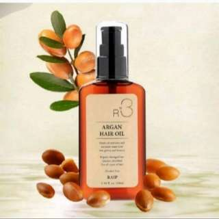 👧Pure ORGANIC Argan Hair Oil (100ml) - expiry 2020 - $9.90 meet CHINATOWN MRT 👉 FIXED PRICE - $10.50 normal mail.  not liable for any loss and photo proof will be provided