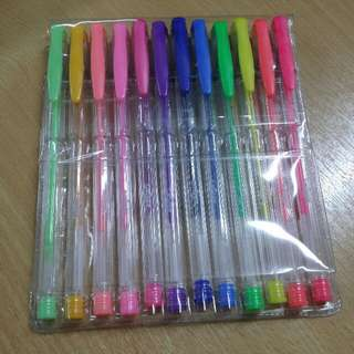Smiggle 12 Colour Pen
