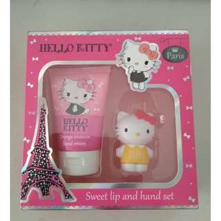Hello Kitty Sweet Lip and Handset