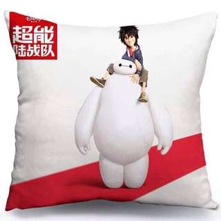 Baymax Big Hero 6 Throw Pillow Cases