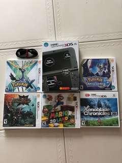New Nintendo 3DS XL mega bundle deal.
