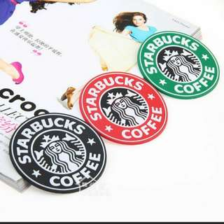 7 for $12 starbucks coaster free postage