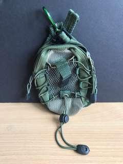 Portable mini pouch