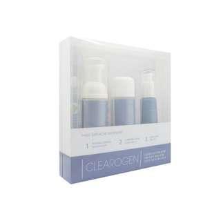 Herbal Pharm, Clearogen (3 Steps Acne Treatment Set)