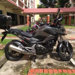 Honda NC750-X 2014