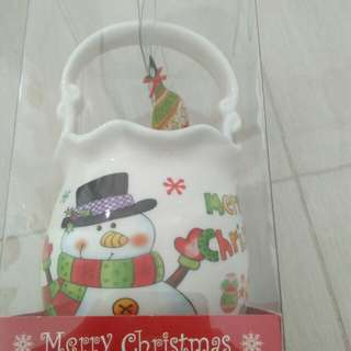 Christmas design holder