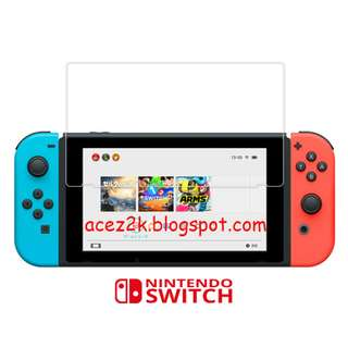 [BN] Nintendo Switch Screen Protector (Brand New)