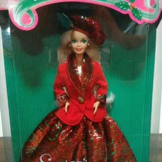 SALE!!! Barbie Season's Greeting