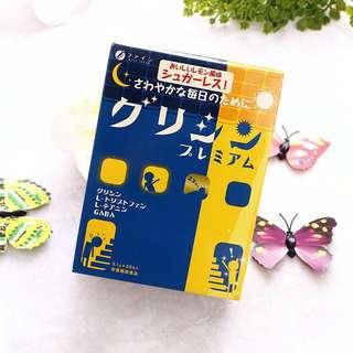 🇯🇵優惠2盒起$179 Fine Japan 加強版甘氨酸3000改善睡眠營養素 30袋⭐️小刁日本屋🇯🇵日本空運直送🇯🇵預購⭐️