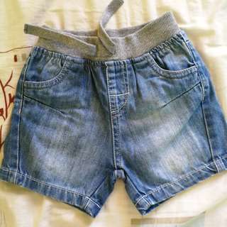 Mothercare Boys Denim Shorts