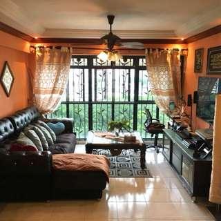 High Floor 5rm in Bedok