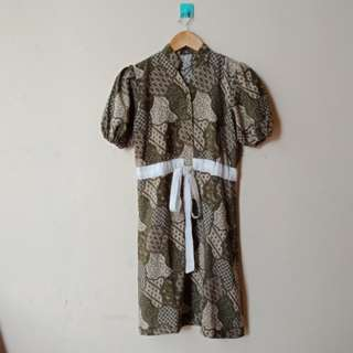 Dress Batik (1)