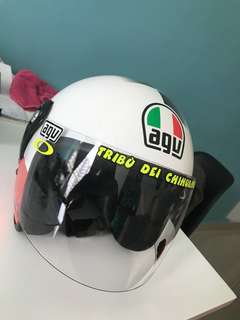 AGV Junior Open Kids Helmet