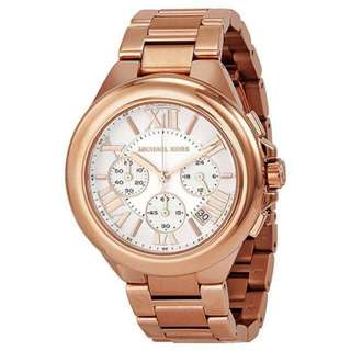 Watch MK5757 - Gold Rose