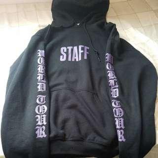 Staff hoodie 平賣