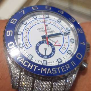 Rolex Yatch Master 2