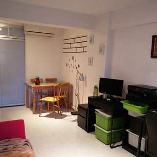 Sharing flat or renting room