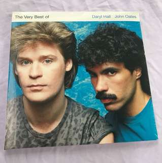 Daryl Hall & John Oates Vinyl - The Very Best Of (2LPs)