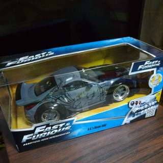 Fast & Furious Model Car - D.K's Nissan 350Z