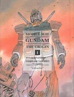 Mobile Suit Gundam: The Origin 1 : Activation