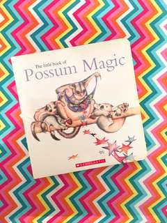 Charity Sale! The Little Book of Possum Magic Children's Book